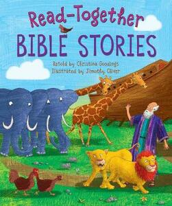 Read-Together Bible Stories - Christina Goodings - cover