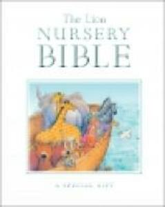 The Lion Nursery Bible: A Special Gift - Elena Pasquali - cover