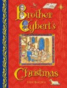 Brother Egbert's Christmas - Steve Eggleton - cover