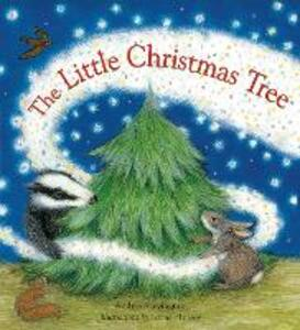 The Little Christmas Tree - Andrea Skevington - cover