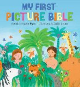 My First Picture Bible - cover