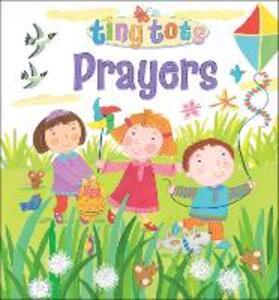 Tiny Tots Prayers - Lois Rock - cover