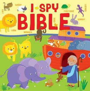 I Spy Bible - Julia Stone - cover