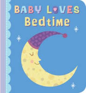 Baby Loves Bedtime - Julia Stone - cover