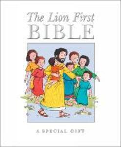 The Lion First Bible: A Special Gift - Pat Alexander - cover