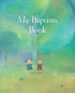 My Baptism Book Maxi - Sophie Piper - cover