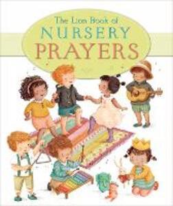 The Lion Book of Nursery Prayers - Elena Pasquali - cover