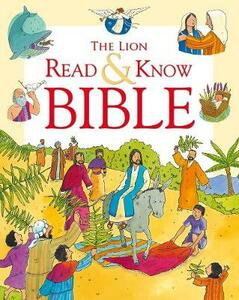 The Lion Read and Know Bible - Sophie Piper - cover