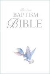 The Lion Baptism Bible - Lois Rock - cover