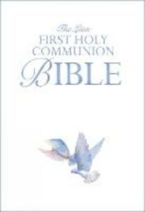 The Lion First Holy Communion Bible - Lois Rock - cover