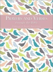 Prayers and Verses through the Bible - Andrea Skevington - cover