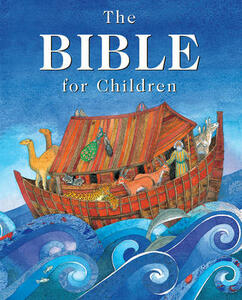 The Bible for Children - Murray Watts - cover
