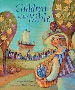 Children of the Bible - Margaret McAllister - cover