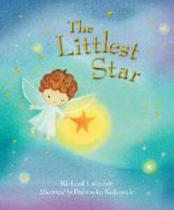 The Littlest Star - Richard Littledale - cover
