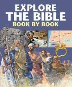 Explore the Bible Book by Book - Peter Martin - cover