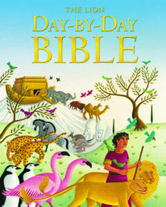 The Lion Day-by-Day Bible - Mary Joslin - cover