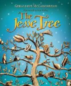 The Jesse Tree - Geraldine McCaughrean - cover