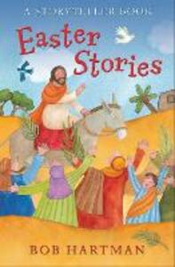 Easter Stories: A Storyteller Book - Bob Hartman - cover