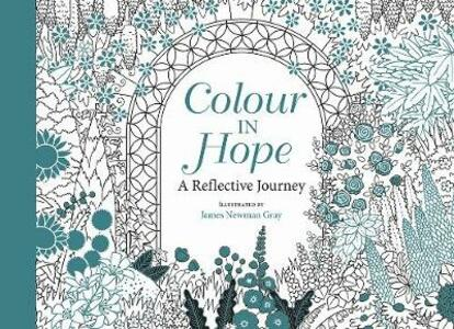 Colour in Hope Postcards - cover