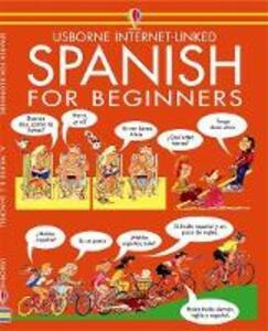 Spanish for Beginners - Angela Wilkes,John Shackell - cover