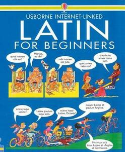 Latin for Beginners: Internet Linked - cover