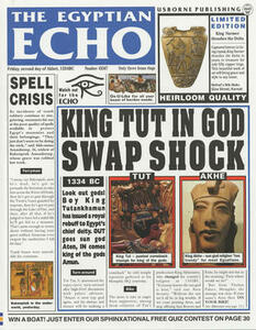 The Egyptian Echo - cover