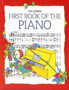 First Book of the Piano - Eileen O'Brien - cover