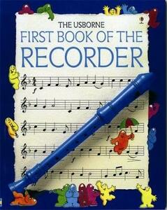 First Book of the Recorder - cover
