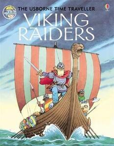 Viking Raiders - cover