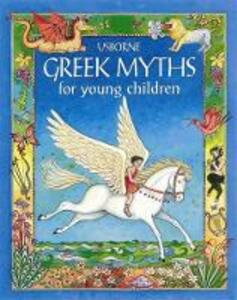 Greek Myths for Young Children - cover