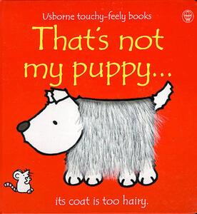 That's Not My Puppy - Fiona Watt,Rachel Wells - cover