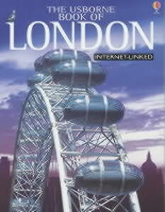 Book Of London - Rosie Dickins - cover