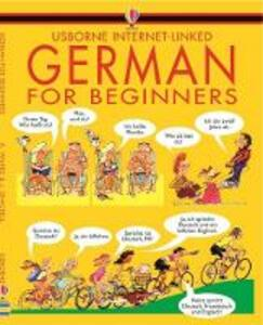 German For Beginners - cover
