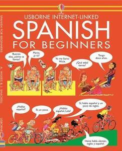 Spanish For Beginners - cover