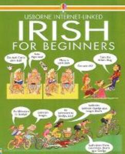 Irish For Beginners - cover