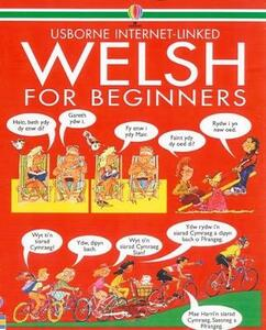 Welsh For Beginners - cover