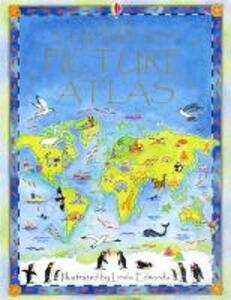 Children's Picture Atlas - cover
