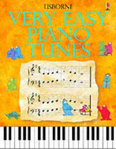Very Easy Piano Tunes - cover