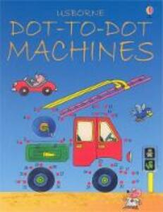 Dot to Dot Machines - cover