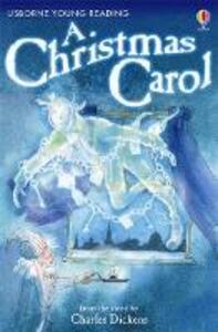 A Christmas Carol - Lesley Sims - cover