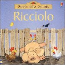 Ricciolo - copertina