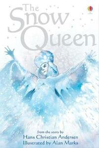 The Snow Queen - Lesley Sims - cover