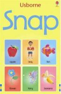 Snap Cards: Happy Families Cards - Jo Litchfield - cover