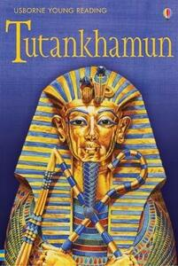 Tutankhamun - Gill Harvey - cover