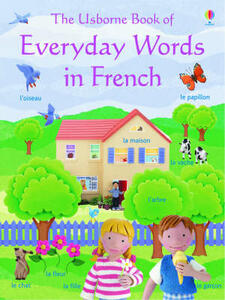 Everyday Words in French - cover