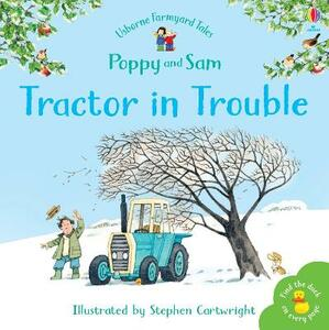 Tractor In Trouble - Heather Amery - cover