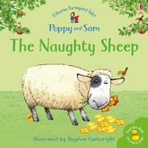 The Naughty Sheep - Heather Amery - cover