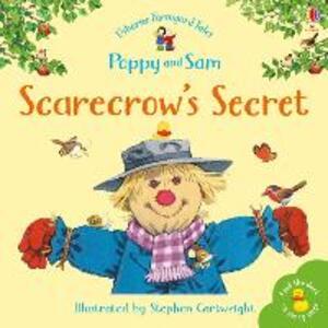 Scarecrow's Secret - Heather Amery - cover