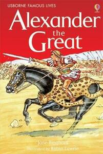 Alexander The Great - Jane Bingham - cover