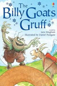 Billy Goats Gruff - Jane Bingham - cover